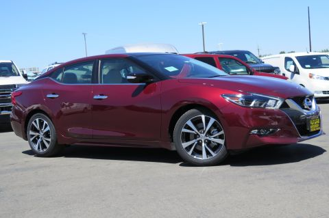 New 2017 Nissan Maxima Platinum With Navigation