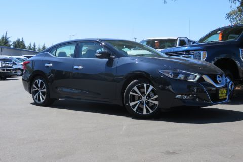 New 2017 Nissan Maxima SL With Navigation