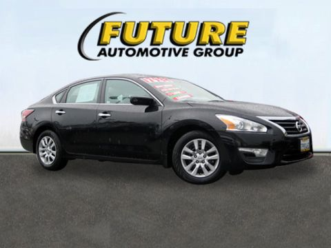 Certified Used Nissan Altima 2.5