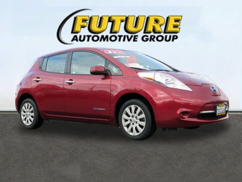 Certified Used Nissan LEAF