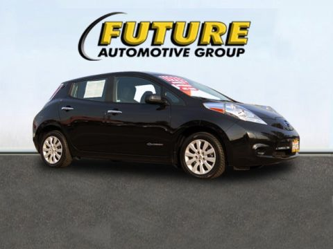 Certified Pre-Owned 2015 Nissan LEAF