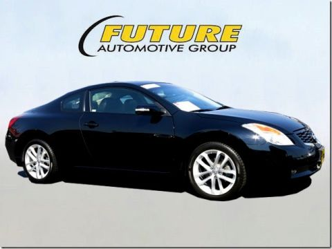 Certified Used Nissan Altima 3.5 SE