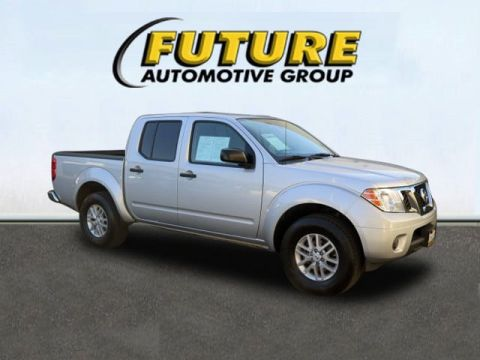 Pre-Owned 2016 Nissan Frontier SV Four Wheel Drive Short Bed