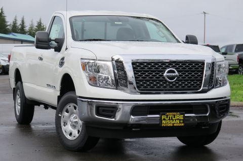 New 2017 Nissan Titan XD SV RWD Regular Cab Pickup