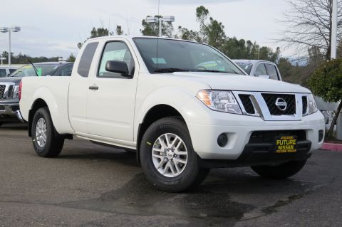 New Nissan Frontier SV-I4