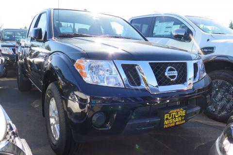 New 2017 Nissan Frontier SV RWD Extended Cab Pickup