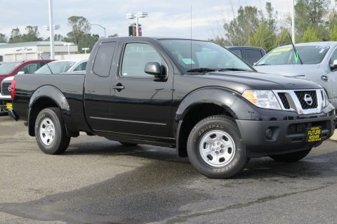 New 2017 Nissan Frontier S RWD Extended Cab Pickup