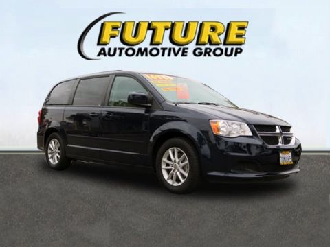 Pre-Owned 2014 Dodge Grand Caravan SXT Front-wheel Drive Van