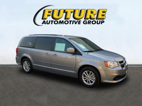 Pre-Owned 2016 Dodge Grand Caravan 4dr Wgn SXT Front Wheel Drive Minivan/Van