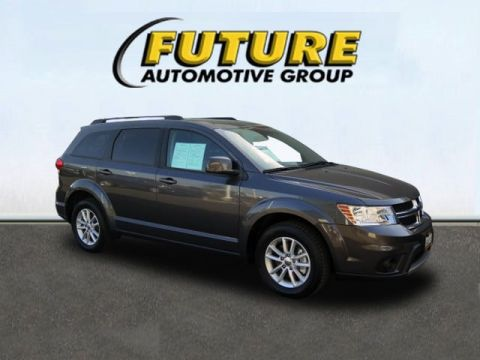 Pre-Owned 2017 Dodge Journey SXT Front Wheel Drive Sport Utility