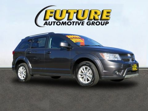 Pre-Owned 2017 Dodge Journey SXT Front-wheel Drive SUV
