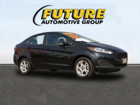Pre-Owned 2014 Ford Fiesta SE Front-wheel Drive Sedan