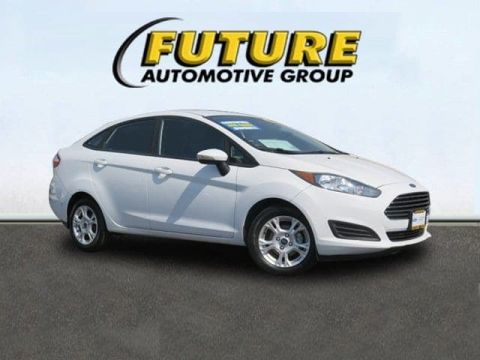 Pre-Owned 2016 Ford Fiesta SE Front Wheel Drive Sedan