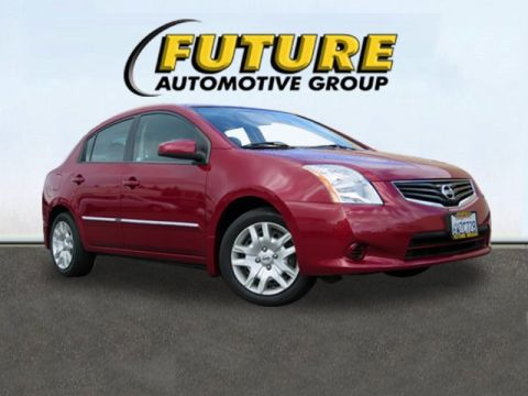 Certified Used Nissan Sentra 2.0 S