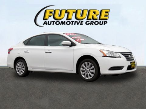 Certified Used Nissan Sentra