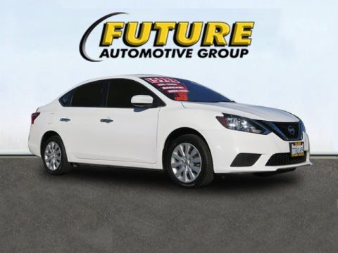 Certified Pre-Owned 2016 Nissan Sentra  Front-wheel Drive Sedan