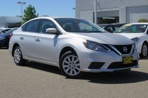 New Nissan Sentra S