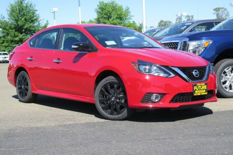 New 2017 Nissan Sentra SR FWD 4dr Car