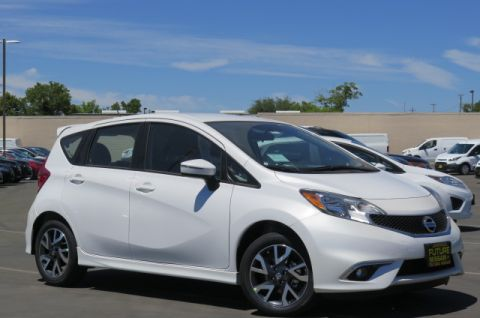New Nissan Versa Note SR