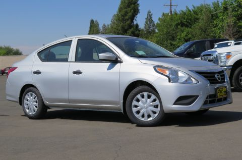 New 2017 Nissan Versa Sedan S Plus
