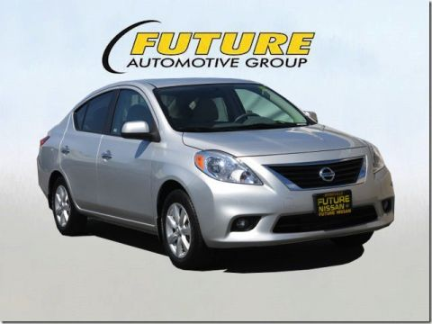 Certified Used Nissan Versa