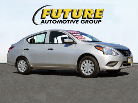 Certified Used Nissan Versa 1.6