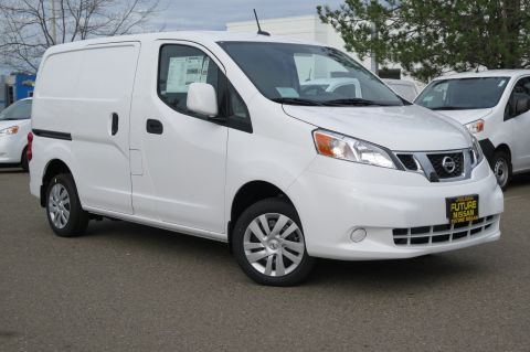 New Nissan NV200 Compact Cargo SV
