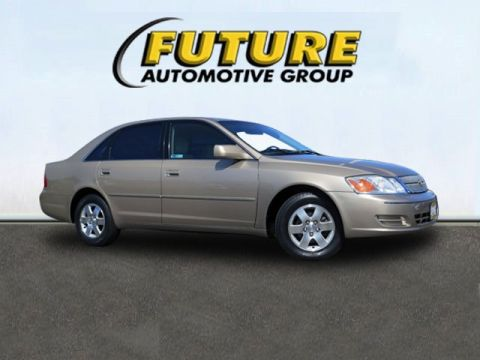 Used Toyota Avalon XLS w/Bench Seat