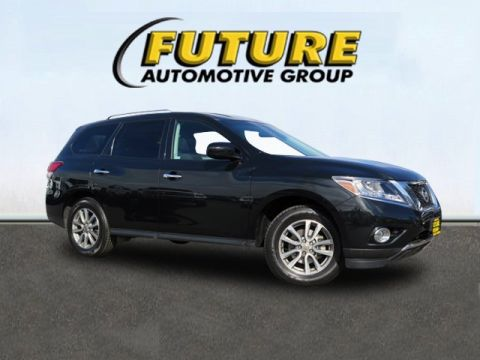 Certified Pre-Owned 2016 Nissan Pathfinder SV 4WD