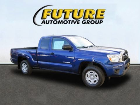 Pre-Owned 2015 Toyota Tacoma  Rear Wheel Drive Long Bed