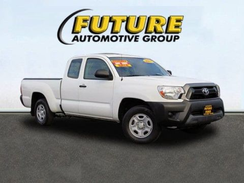 Pre-Owned 2014 Toyota Tacoma  Rear Wheel Drive 2WD Access Cab I4 AT