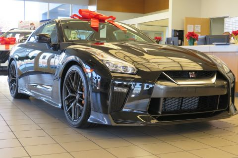 New Nissan GT-R Pure
