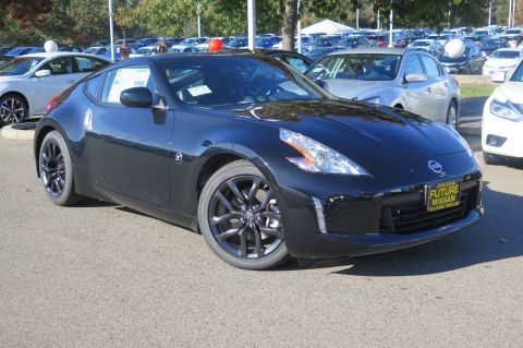 New 2017 Nissan 370Z  RWD 2dr Car