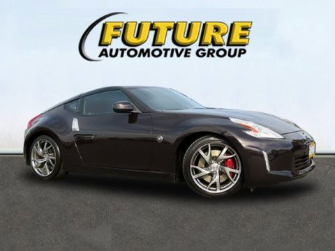 Certified Pre-Owned 2013 Nissan 370Z  RWD 2dr Car