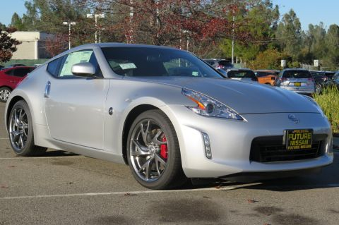 New Nissan 370Z Sport Tech
