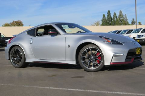 New 2017 Nissan 370Z NISMO Tech With Navigation
