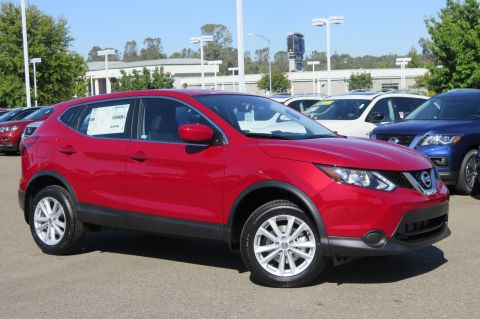 New 2017 Nissan Rogue Sport S FWD Sport Utility