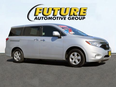 Certified Used Nissan Quest