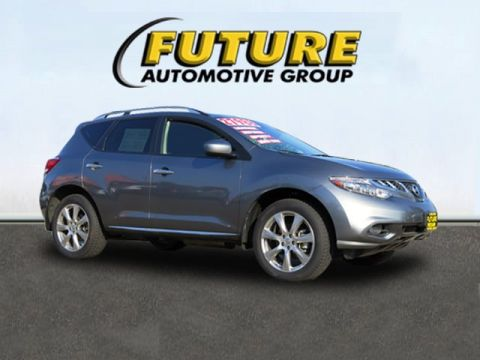 Certified Used Nissan Murano