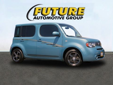 Used Nissan cube 1.8 S