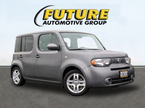 Certified Used Nissan cube SL