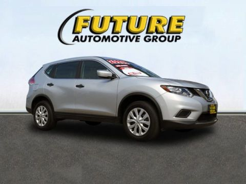 Certified Pre-Owned 2016 Nissan Rogue  AWD