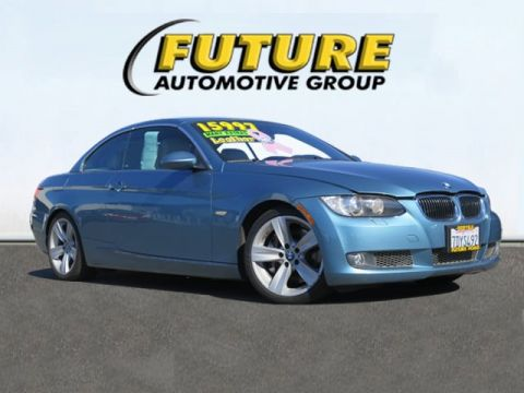 Pre-Owned 2007 BMW 335i  Rear-wheel Drive Convertible