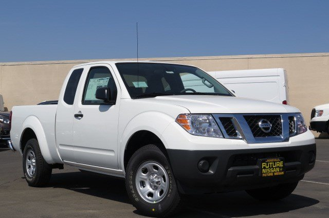 New 2016 Nissan Frontier S Extended Cab Pickup In