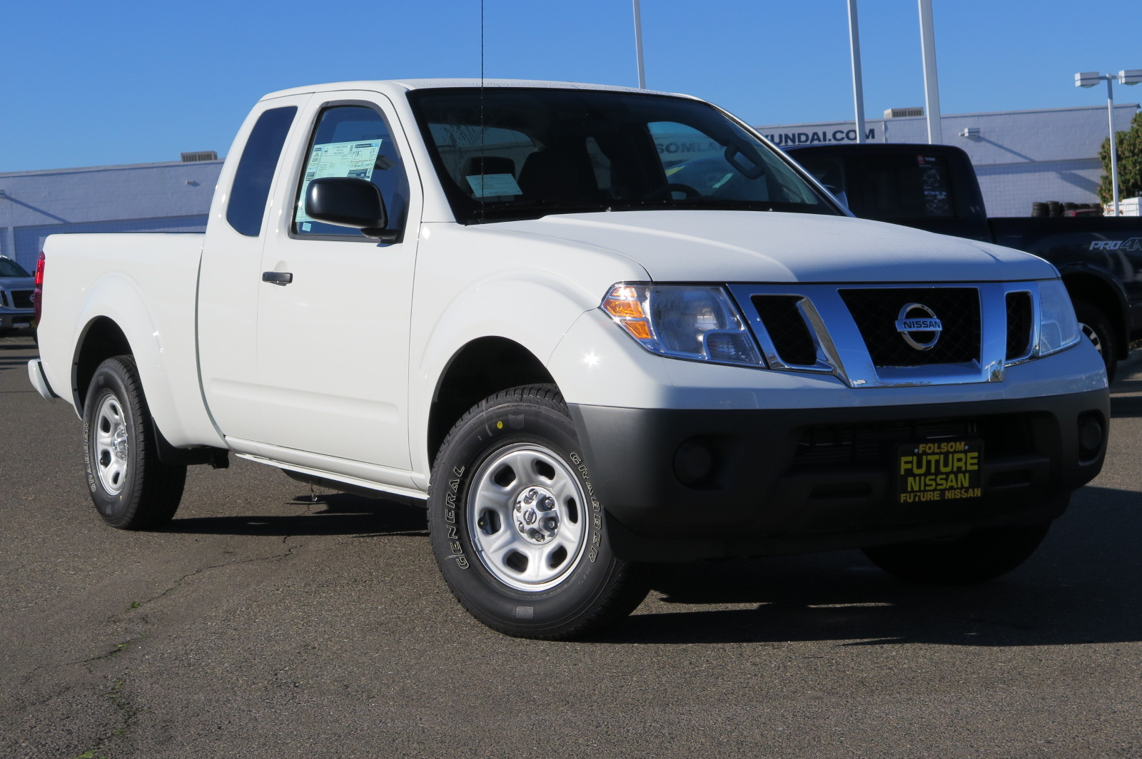New 2017 Nissan Frontier S Truck King Cab In Roseville