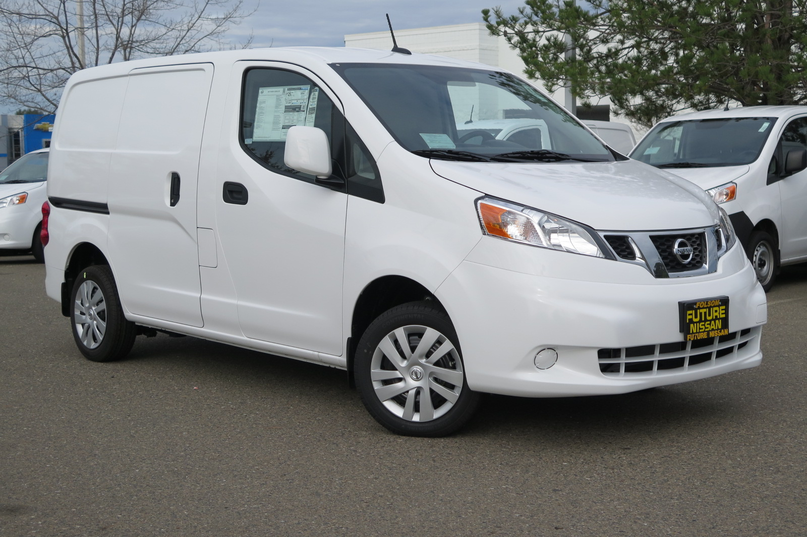 new 2017 nissan nv200 sv van compact cargo van in roseville f10846 future nissan of roseville. Black Bedroom Furniture Sets. Home Design Ideas