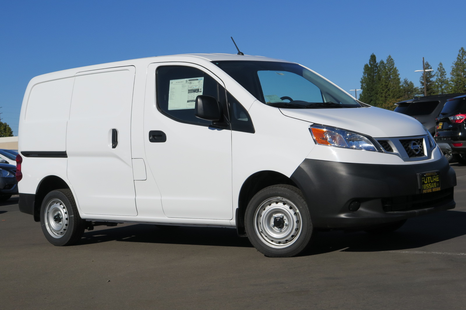 New 2017 Nissan NV200 Compact Cargo S