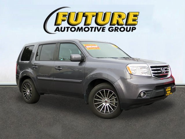 Pre Owned 2015 Honda Pilot Ex L 4wd Ex L In Roseville