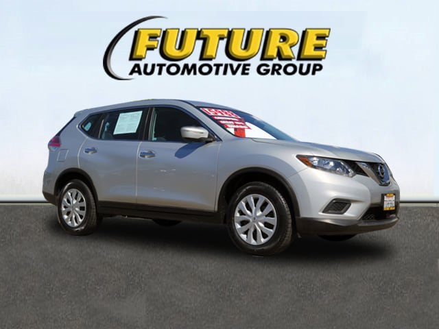 Certified Pre-Owned 2014 Nissan Rogue