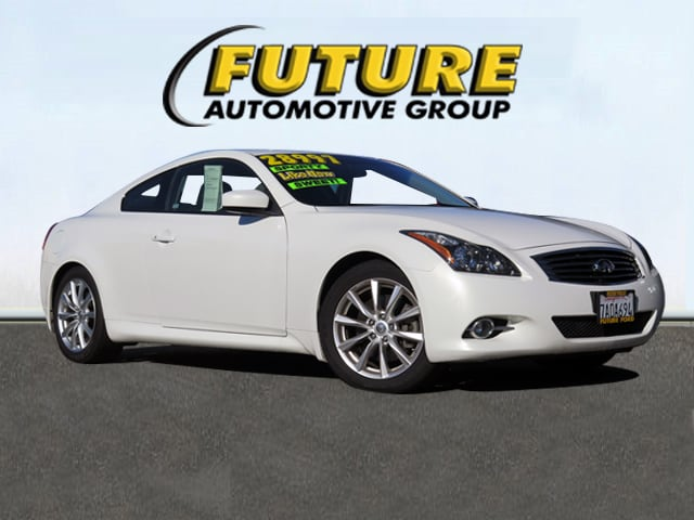 Pre-Owned 2013 INFINITI G37 Coupe